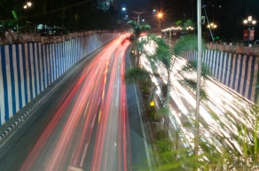 AvdBrink_India2017_Bangalorenighttraffic