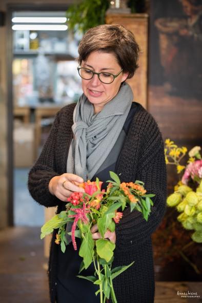Bloemen van Brigitte